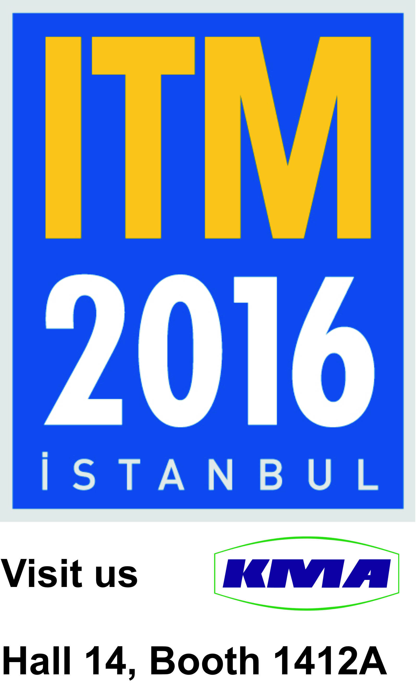 KMA welcomes you at ITM 2016