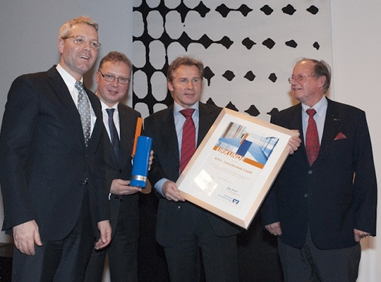 Special recognition: The European FoodTec Award