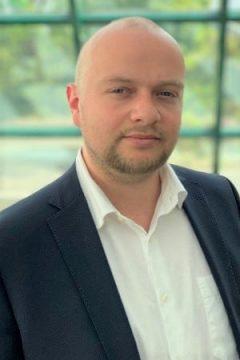 Eric Schniggenberg, Sales Manager Die Casting