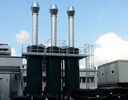 KMA Case study Exhaust air purification and heat recovery in rubber processing