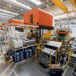 KMA exhaust air technology at customer Nemak in Slovakia
