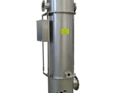 The electrostatic tube filter KMA AAIRMAXX® by KMA Umwelttechnik is specialised for food production