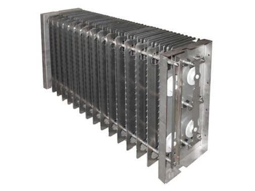 The efficient KMA ULTRAVENT® electrostatic filter