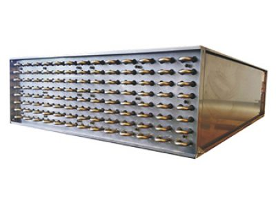 KMA industry heat exchanger for efficient heat recovery