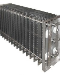 The core of KMA filtration systems is the KMA ULTRAVENT® electrostatic filter