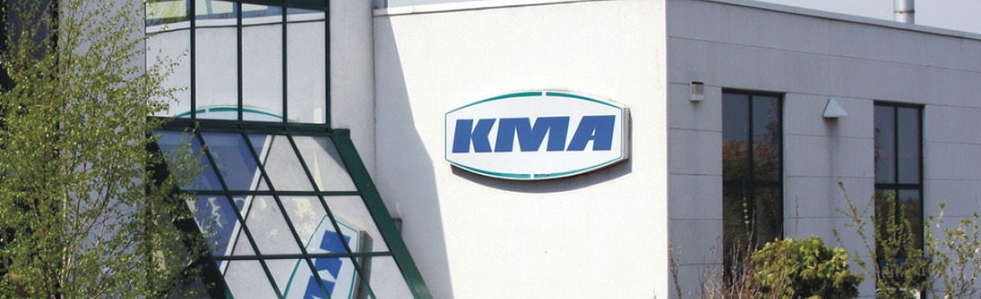 KMA Umwelttechnik main building