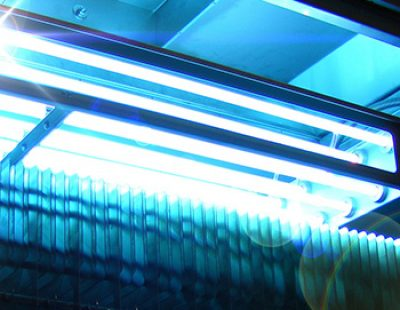 Highly efficient odour abatement by KMA UV Light